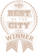 2017 Best of the City Top 5